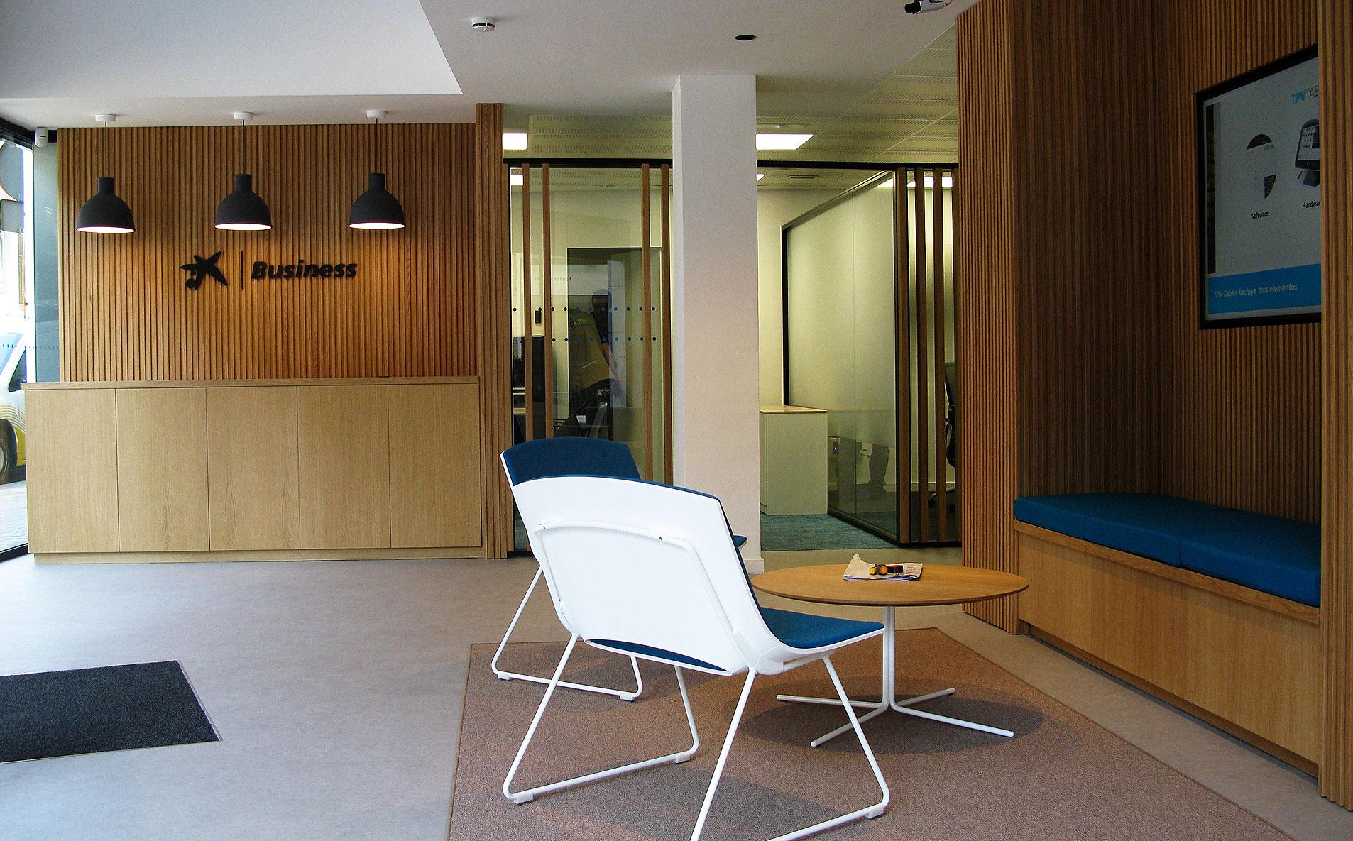 Caixa Bank Offices